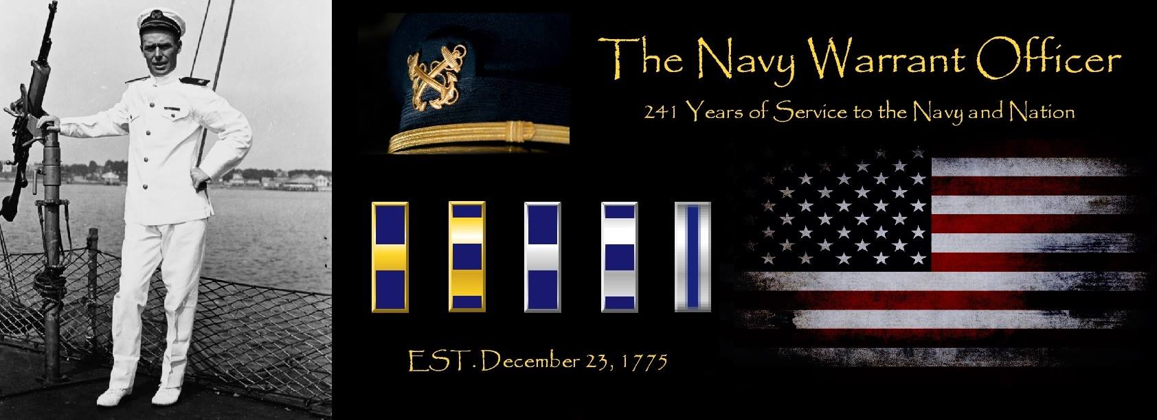 first african american chief warrant officer naval engineer youtube
